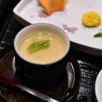 鮨隆 - 茶碗蒸し