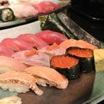 雛鮨 - お好み寿司\2415