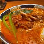 Shinamenhashigo - 排骨坦々麺 1,000円