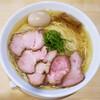Menanchitose - 料理写真:塩 大盛り 煮玉子 チャーシュー