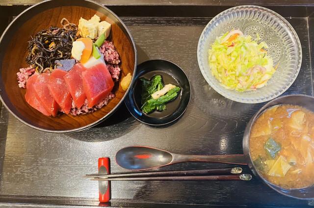 豊受オーガニクスレストランの料理の写真