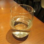 近江家 - 冷酒「みむろ杉」