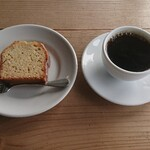belk - レモンケーキ・ブレンドコーヒー