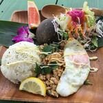 亜熱帯茶屋 - ガパオライス