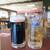 アサヒビール園 白石 はまなす館 - ドリンク写真:スーパードライブラック560円、ジンジャーエール300円(2020年10月)