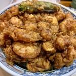 天藤 - かき揚げ丼