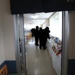 味処 海の桜勘 - 2階お店入口