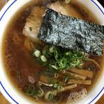 福々亭 - 料理写真:醤油ラーメン