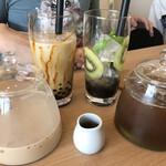 カフェ オレンジ - セットドリンク