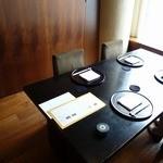 13876872 - 個室はこんな感じ。