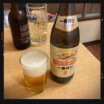 鶴亀 - 瓶ビール&ホッピー