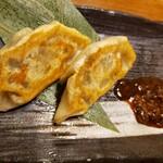 串遊海鮮 かいり - 牡蠣餃子