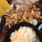 桃太郎商店 - 熱々ですよー!