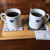 鷹山堂 - ドリンク写真:ホットコーヒー