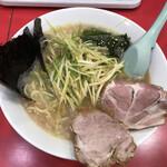 かいざん - 料理写真:かいざんラーメン880円