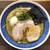 らぁ麺 桃の屋 - 料理写真:あっさり塩玉らぁ麺