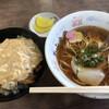 玉山食堂 - 料理写真:ちょっと量は少ない。