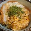 山茶庵 - 料理写真:カツ丼 ¥800