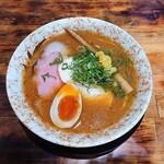 麺屋 裕 - 蟹の味噌ラーメン