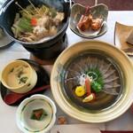 国民宿舎 能登小牧台 - 料理写真: