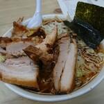 味の大西 - わんたん麺 1,000円