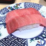 まわる寿司 博多魚がし - 中とろ¥390