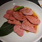 焼肉 せんりゅう - 和牛味わいカルビ(1.5倍)
