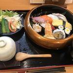 寿司ダイニングAYAMACHI - みやべ  1000円