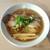 煮干し中華そば まるこう - 料理写真:煮干しそば・並(780円)