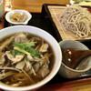六合 野のや - 料理写真:きのこ三昧蕎麦 天ぷらなし