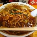 13879849 - 搾菜肉絲麺/¥850