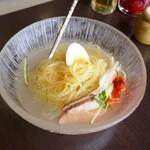 米沢亭 - 冷麺
