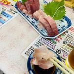 魚庭本店 - 食べます!! 旨い