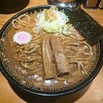 中華蕎麦うゑず - 料理写真:特製そば中  1,460円