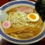つけ麺 石ばし - らーめん(並)!