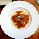 パスタカフェ イチキューナナサン - 料理写真:ロイヤルミートソース