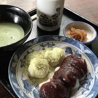 二の坂茶屋 - 料理写真: