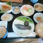 水車の里 瑞穂蔵 - 田舎膳¥1050