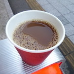 カフェ ド リュウバン - 2012.07本日のコーヒー(100円)!!