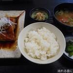 ぼら納屋 - 金目鯛の煮付け定食