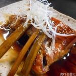 ぼら納屋 - 料理写真:金目鯛の煮付け