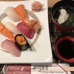 船頭寿司 - 料理写真:上にぎり=1890円 税込