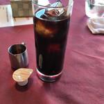 レストラン コロナ - Cセットで選択 アイスコーヒー
