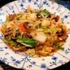 串昌 - 料理写真:ちゃんぽん焼き
