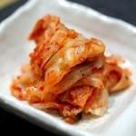 肉の匠 将泰庵 - 前菜のキムチ