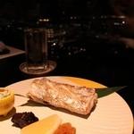厳遊庭 - 太刀魚の塩焼き