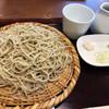 浅田 - 料理写真:十割蕎麦