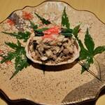 北陸王 - ズワイ蟹の甲羅盛り