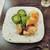 和×伊 大衆酒場カランコロン - 料理写真:抹茶ロールケーキと黒蜜のわらびもち