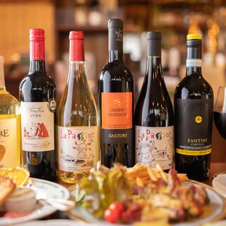 ≪ソムリエ厳選≫洋食×ワインの王道マリアージュこそ至高◎